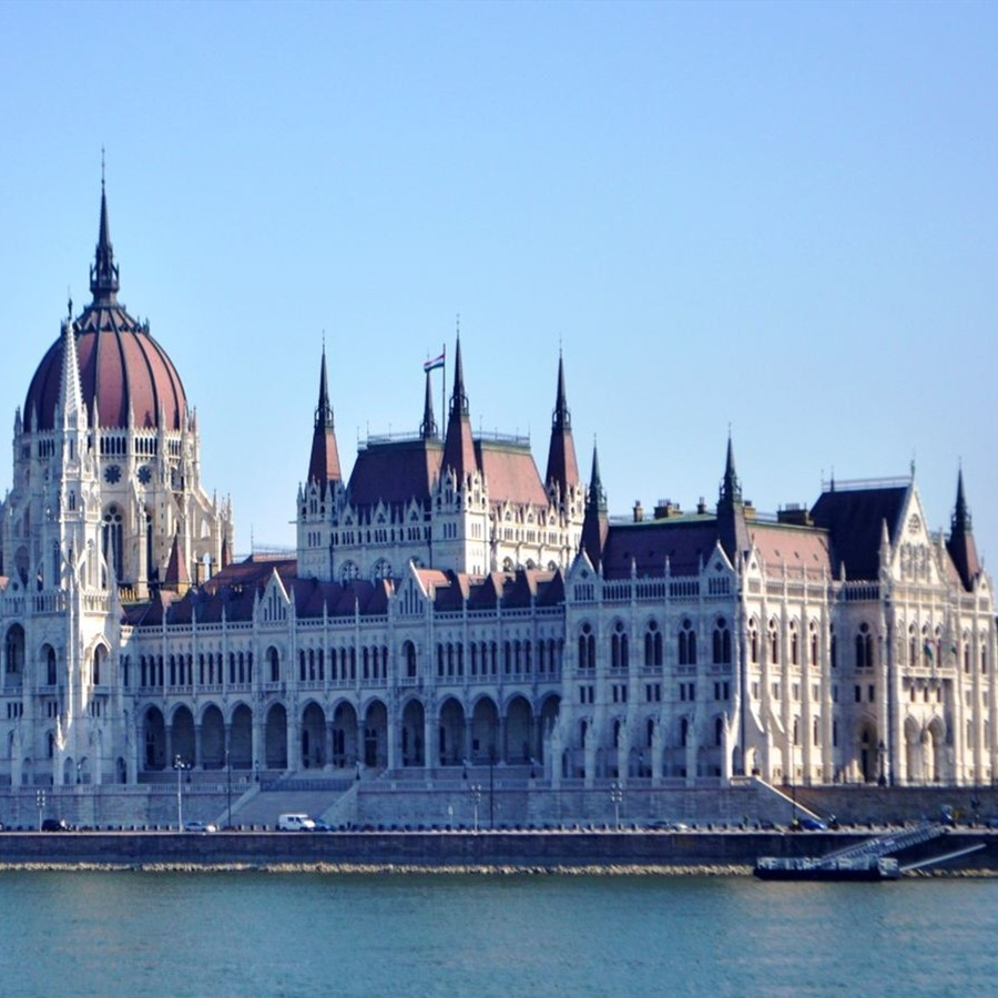 Air Cargo from Shang Hai to Budapest