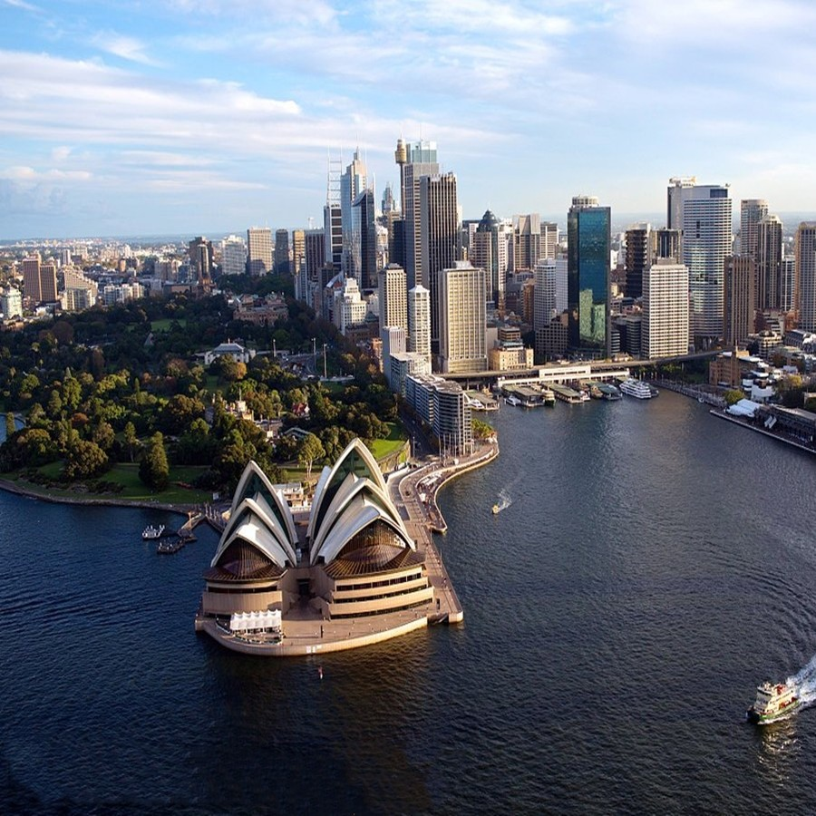 Air Cargo from Shang Hai to Sydney