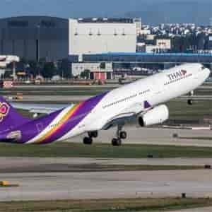 Air Cargo from Hong Kong  to Thailand