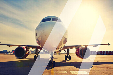 Our departure airports for cargo transportation